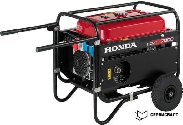 Генератор бензиновый HONDA ECMT 6500 в прокат