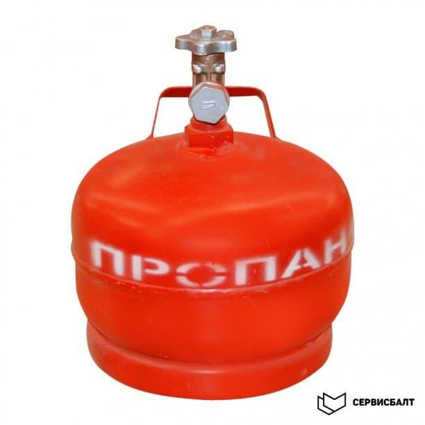 Баллон для газа 5 в прокат