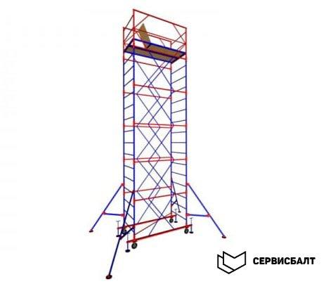 Вышка-тура строительная МЕГА-2 в прокат Калининград, Гурьевск